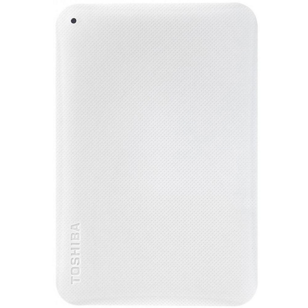 Внешний HDD Toshiba Canvio Ready 1 ТБ White