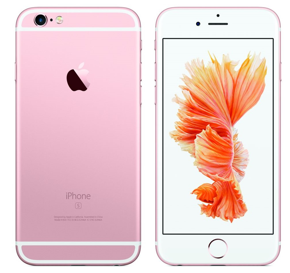 Apple iphone 6s 16GB Rose Gold РСТ