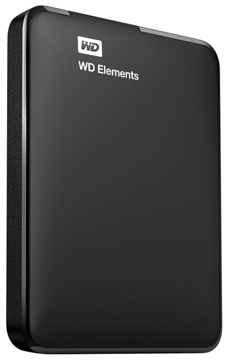 Жесткий диск WD Elements Portable 500 GB (WDBUZG5000ABK-WESN)