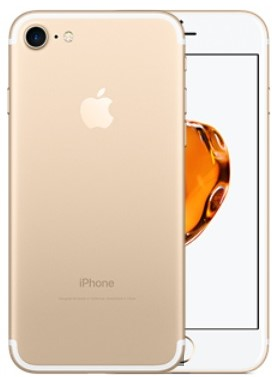 Apple iPhone 7 128Gb Gold Золотистый